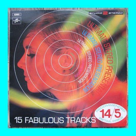 Ultimate Stereo Presentation - winyl 12'', 33 rpm, EX++