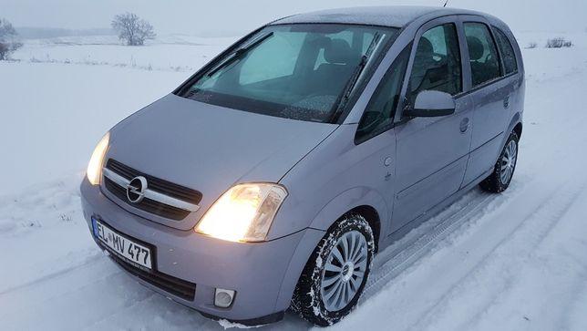 Opel Meriva 1.6 Benzyna, Zadbana