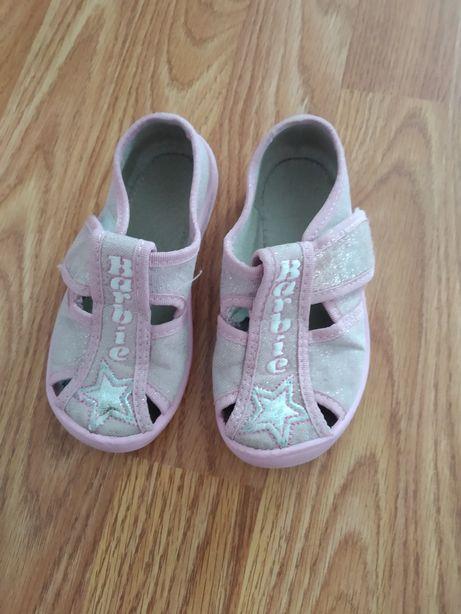 Тапочки кросовки Waldi 24 размер 15 см детские обувь летняя детская