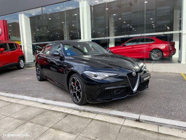 Alfa Romeo Giulia 2.2 D Veloce Q4 AT8