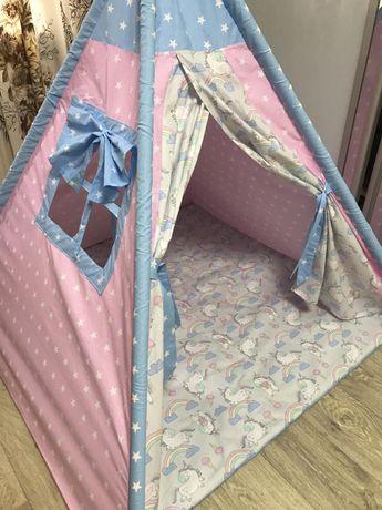 Вигвам, палатка для детей, игровой домик