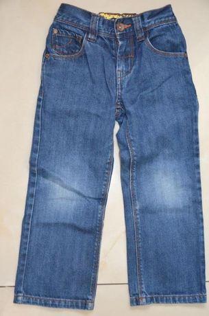 Spodnie jeansy Next rozm. 110