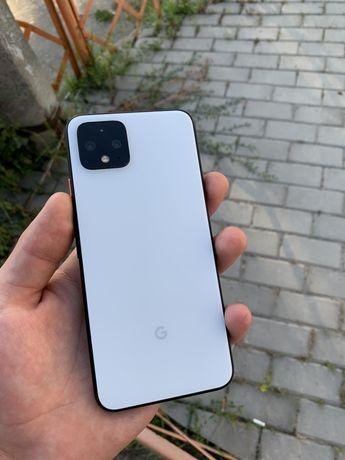 Google pixel 4/64 white e-sim