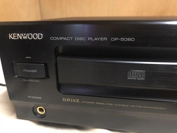 Kenwood dp5060 odtwarzacz CD sprawny