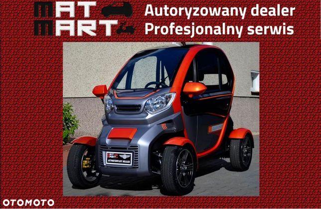 Aixam City Ligier JS50 Elegance autoryzowany dealer i serwis Cz...