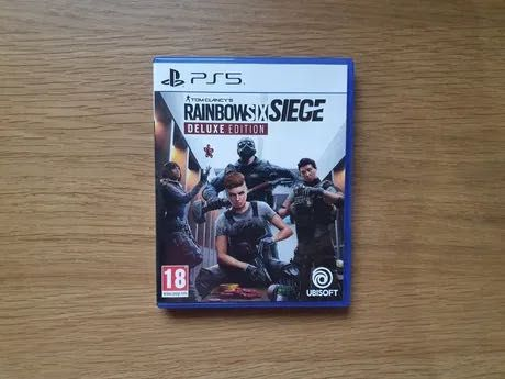 Ps5 - Rainbow Six Siege Deluxe Edition - Playstation 5