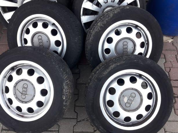 "Felgi aluminiowe 15"" cali 5x100 koła Vw Golf mk4 IV Audi A3 Leon Octav"