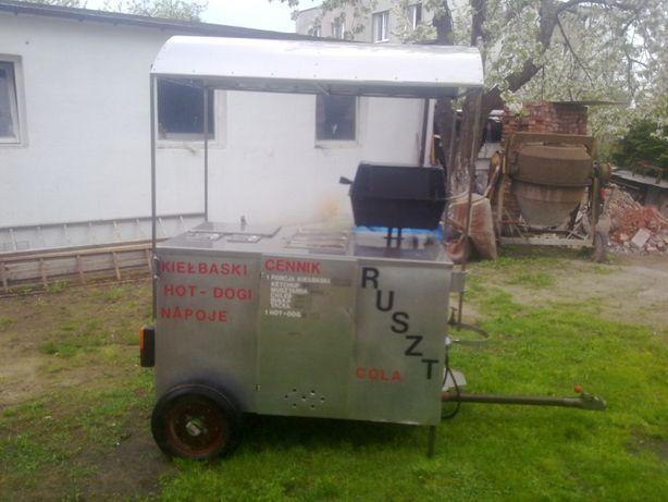 Wózek do HOT DOK