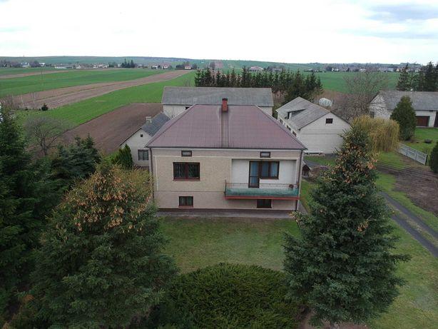 Dom z zabudową gospodarczą z polem lub bez - 8 minut od Krasnegostawu