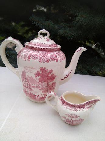 Villeroy&boch бургенленд чайник