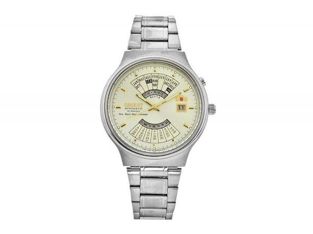 Legendarny zegarek ORIENT FEU00002CW patelnia