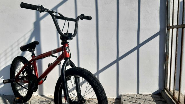 Bicicleta BXM btwin