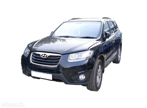 Frente completa para Hyundai Santa Fé crdi 4x4 (2008)