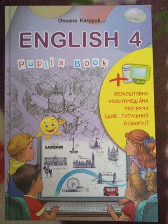 English 4 Oksana Karpyuk