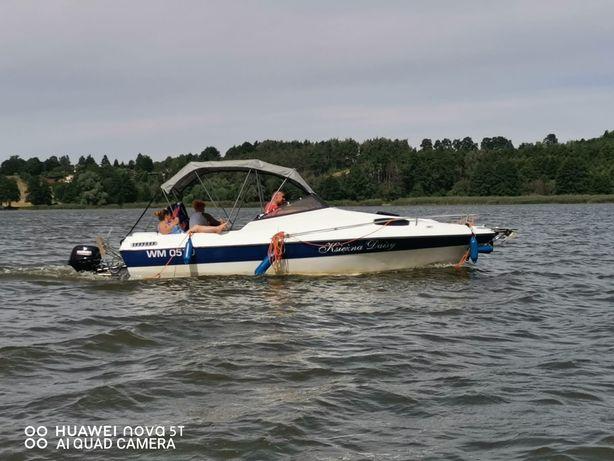 Sprzedam  łódź kabinowa  glastron regatta