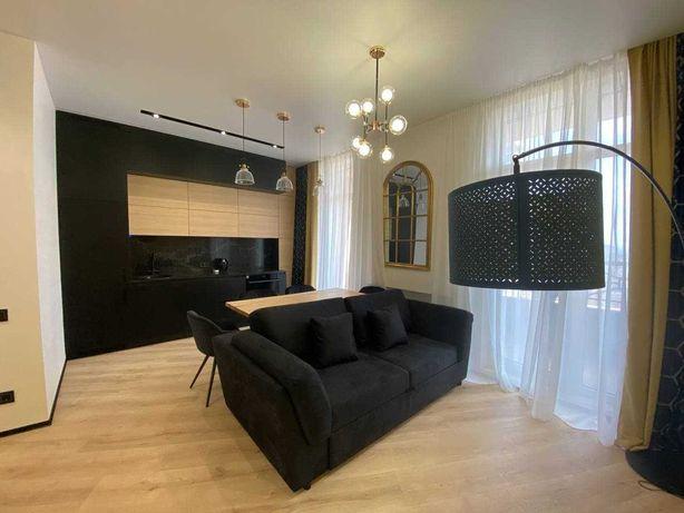 Стильная 1 комнатная квартира, ЖК Элегия Парк. Первая аренда