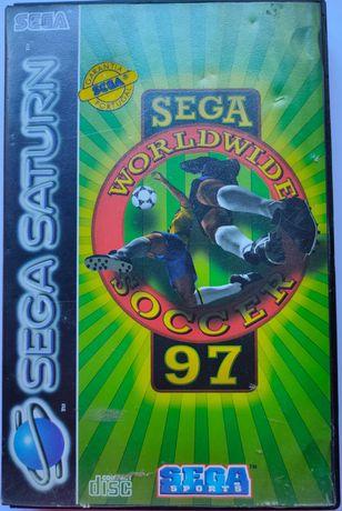 Sega Worldwide Soccer 97 (Sega Saturn)