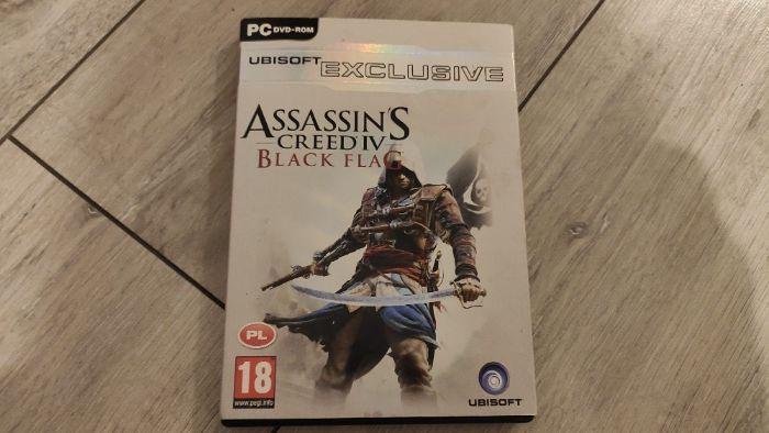 Assassin's Creed IV Black Flag PC Stan idealny wersja Exculisive Wrocław - image 1