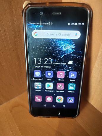 Продам телефон Huawei P10 64Gb RAM-4Gb Graphite Black (VTR-L29)