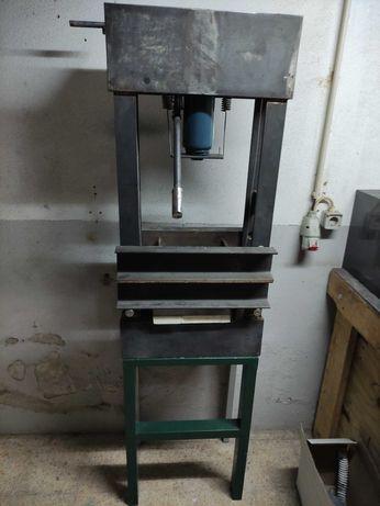 prensa hidráulica 15T