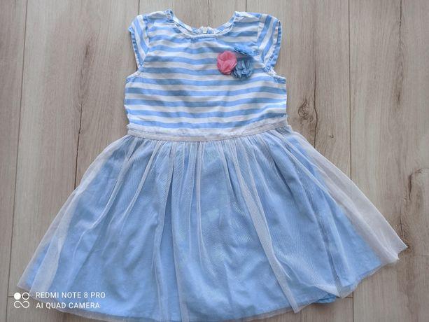 Sukienka 5.10.15 rozmiar 104