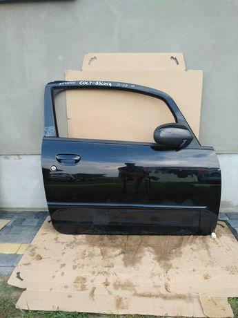 Drzwi prawe prawa strona Mitsubishi Colt CZ 04- 3 drzwi 3D