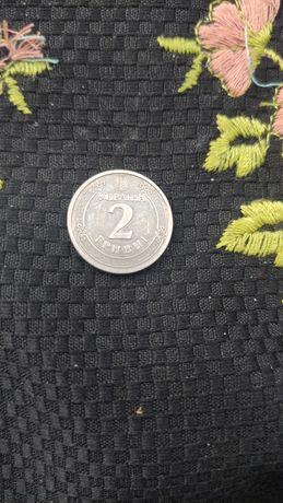 Монета в другом металле