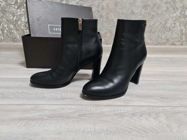 Ботильоны,  туфли на каблуке, бренд  Antonio Biaggi