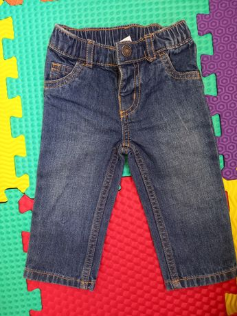 Продам джинсы на маленького ребёнка