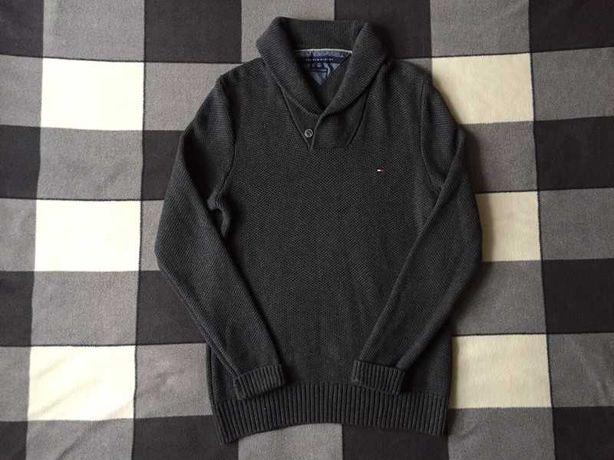 Oryginalny sweter Tommy Hilfiger rozmiar L