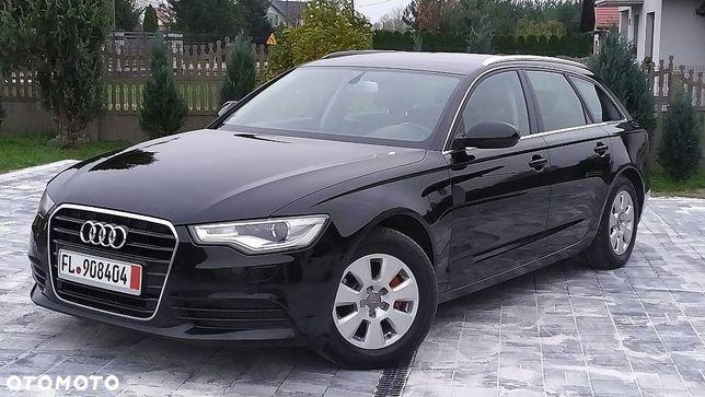 Audi A6 2.0diesel*177km*navi*xenon*ledy*kamera cofania*wrócił na kołach*FVat