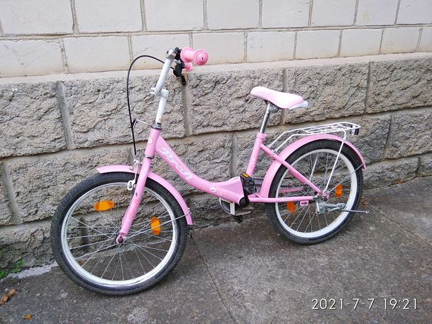 """Велосипед детский Profi Y2011 Princess 20"""""""