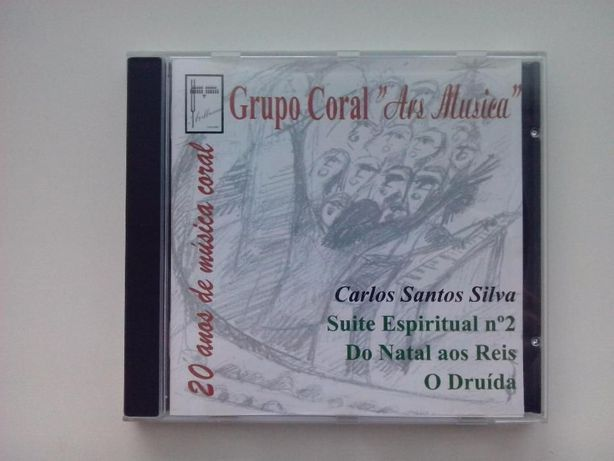 "CD Grupo Coral ""Ars Musica"" 20º aniversário"