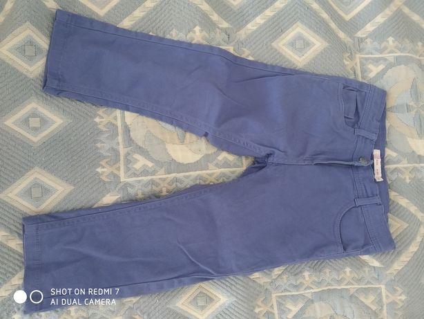 Джінсові штани для дівчинки