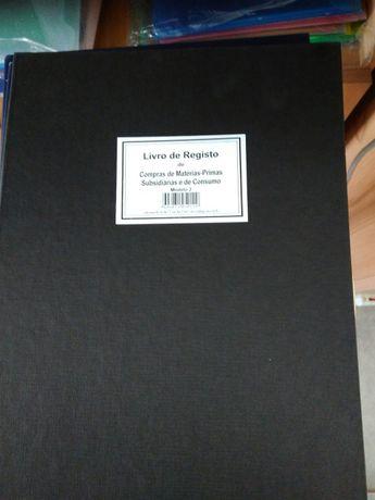 Livro de Ponto, Actas, registro mercadorias entre outros
