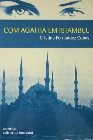 Cristina Fernández Cubas - Com Agatha em Istambul