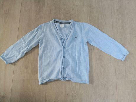 Sweterek chłopięcy H&M rozmiar 98