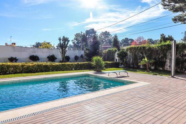 Moradia na Verdizela com piscina comum