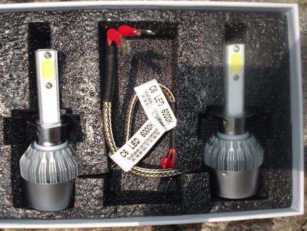 Led´s CREE H1 de 36W e 3800 Lumens