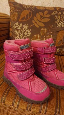 Продам зимние ботинки для девочки Lassie by reima