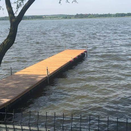 Pomost pływający Cynkowany PROMOCJA 2mx2m.