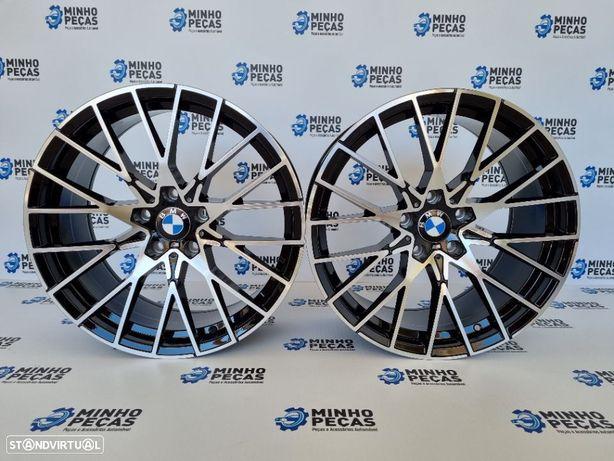 "Jantes BMW M2 Competition em 19"""