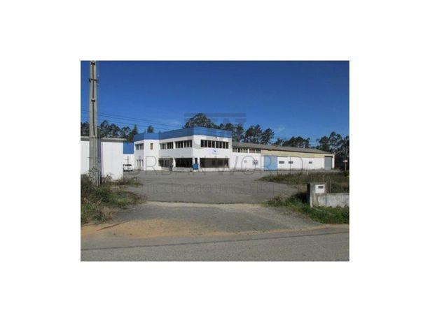 Armazém, Águeda, Aveiro, 1.872m2