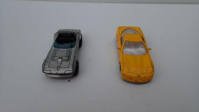 Miniaturas Chevrolet Corvette