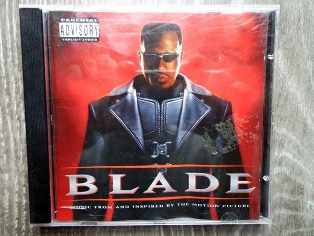 BLADE - Music From And Inspired By The Motion Picture