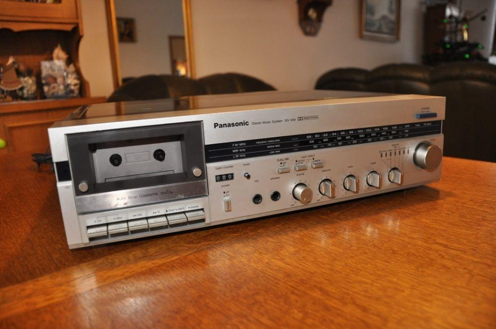 wzmacniacz gramofon magnetofon tuner Panasonic SG-V04 Mikołów - image 1