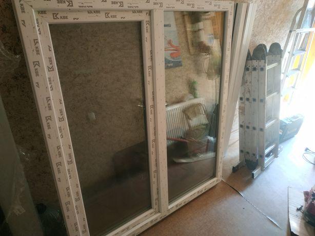 Окно КБЕ супер ш1360х в1510