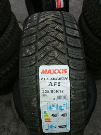 Всесезонные шины резина 225/60 R17 Maxxis AP-2 All Season M+S 2256017