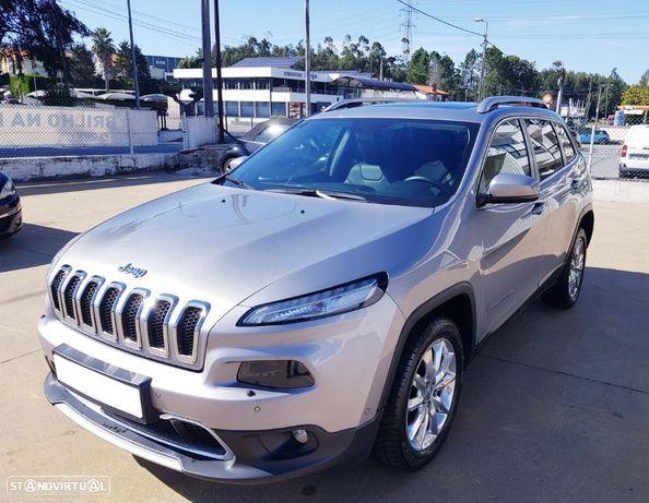 Jeep Cherokee 2.0 MJD Limited