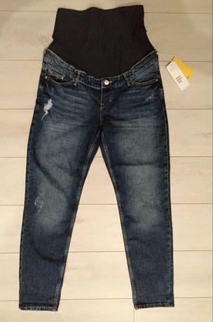 Świetne NOWE jeansy ciążowe h&m MAMA rozm. L